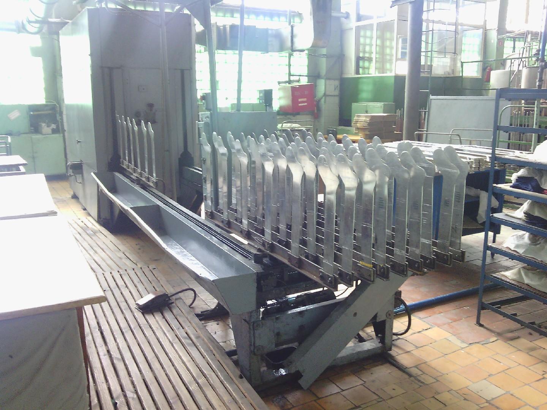 Формировочное оборудование  складские остатки
