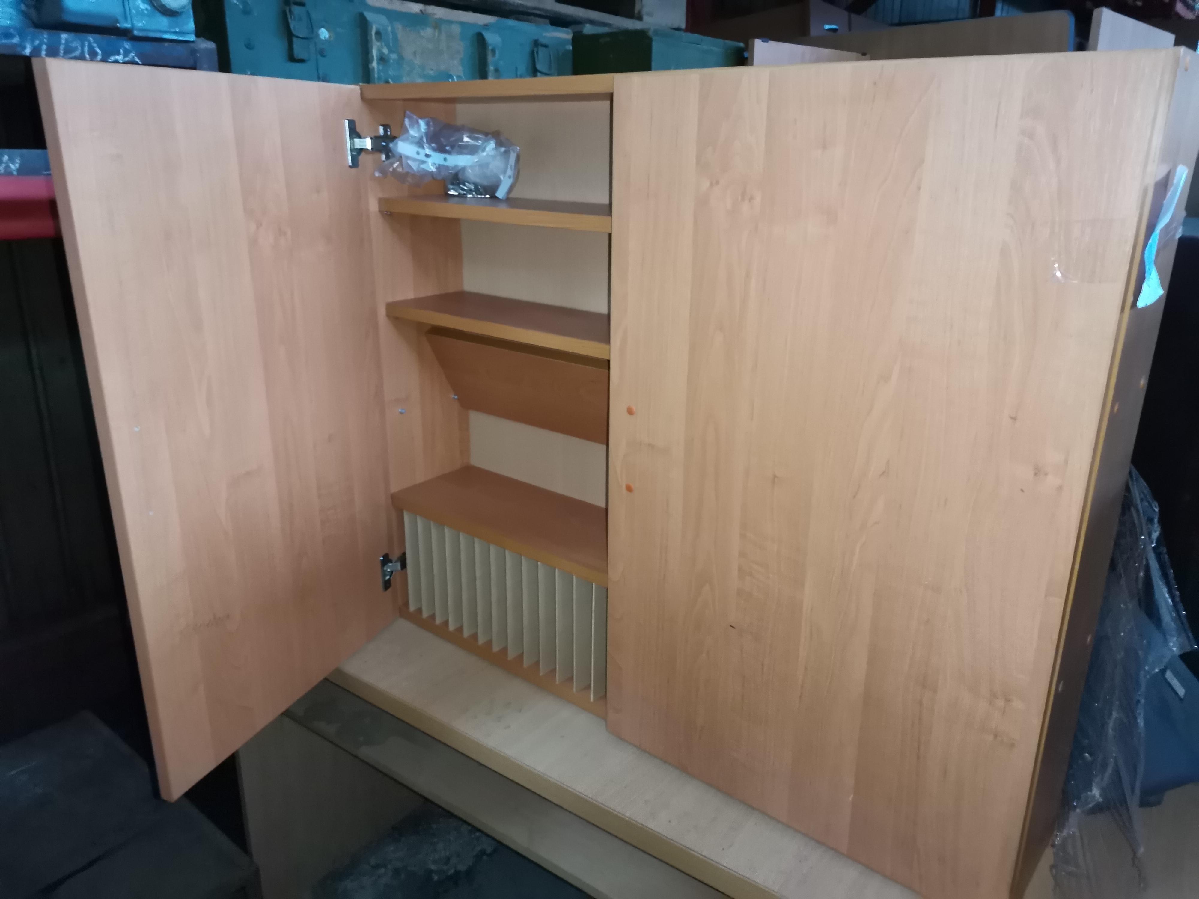 Шкаф для книг БИ.511-01 складские остатки