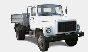 Автомашина ГАЗ 33-07  складские остатки