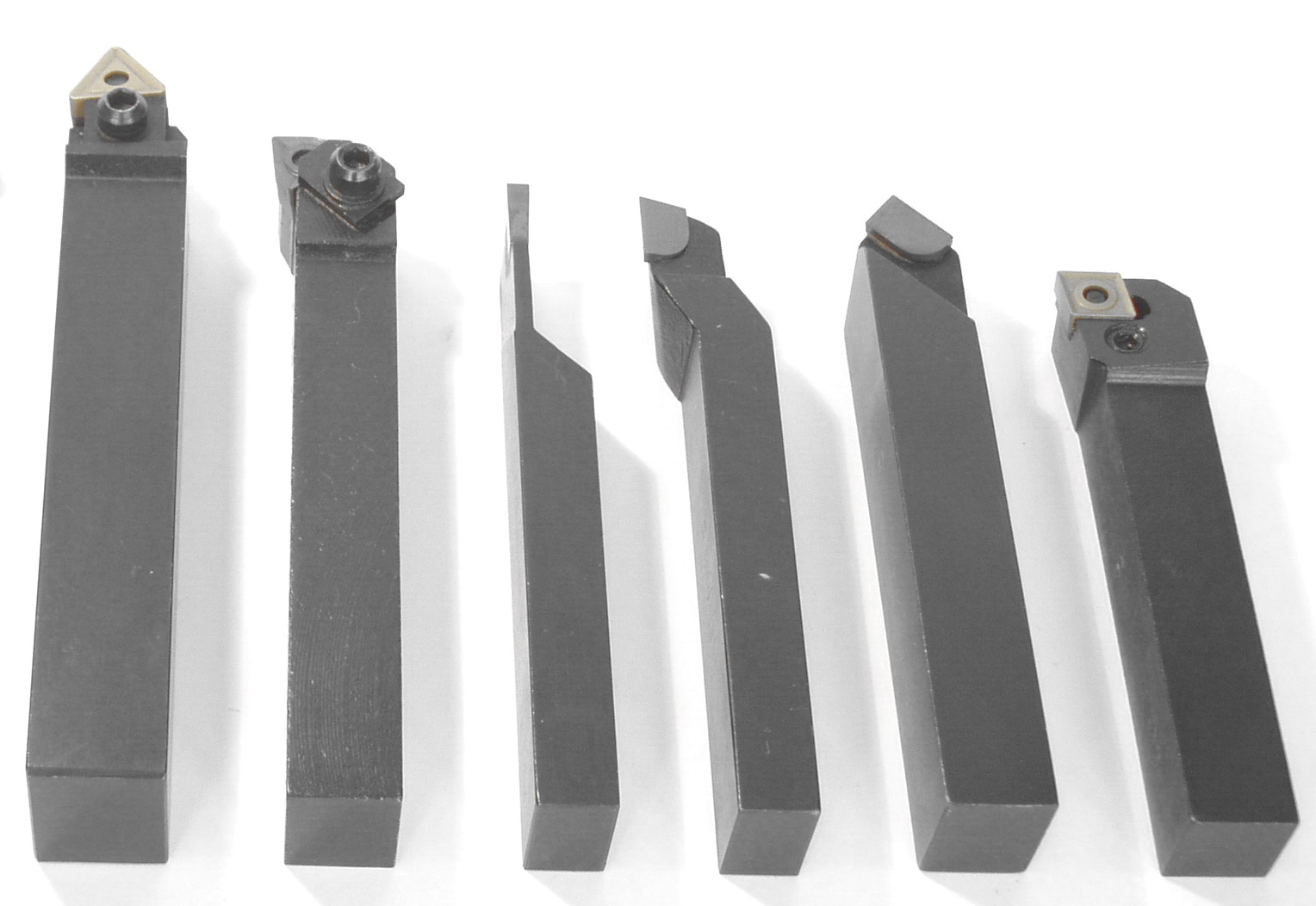 Резцы токарные напайные и сборные с СМП складские остатки