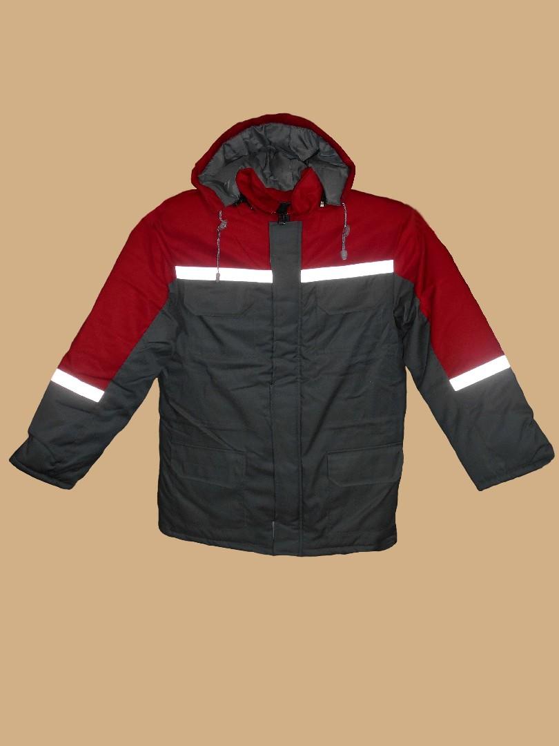Куртка зимняя Модель 90.15 складские остатки