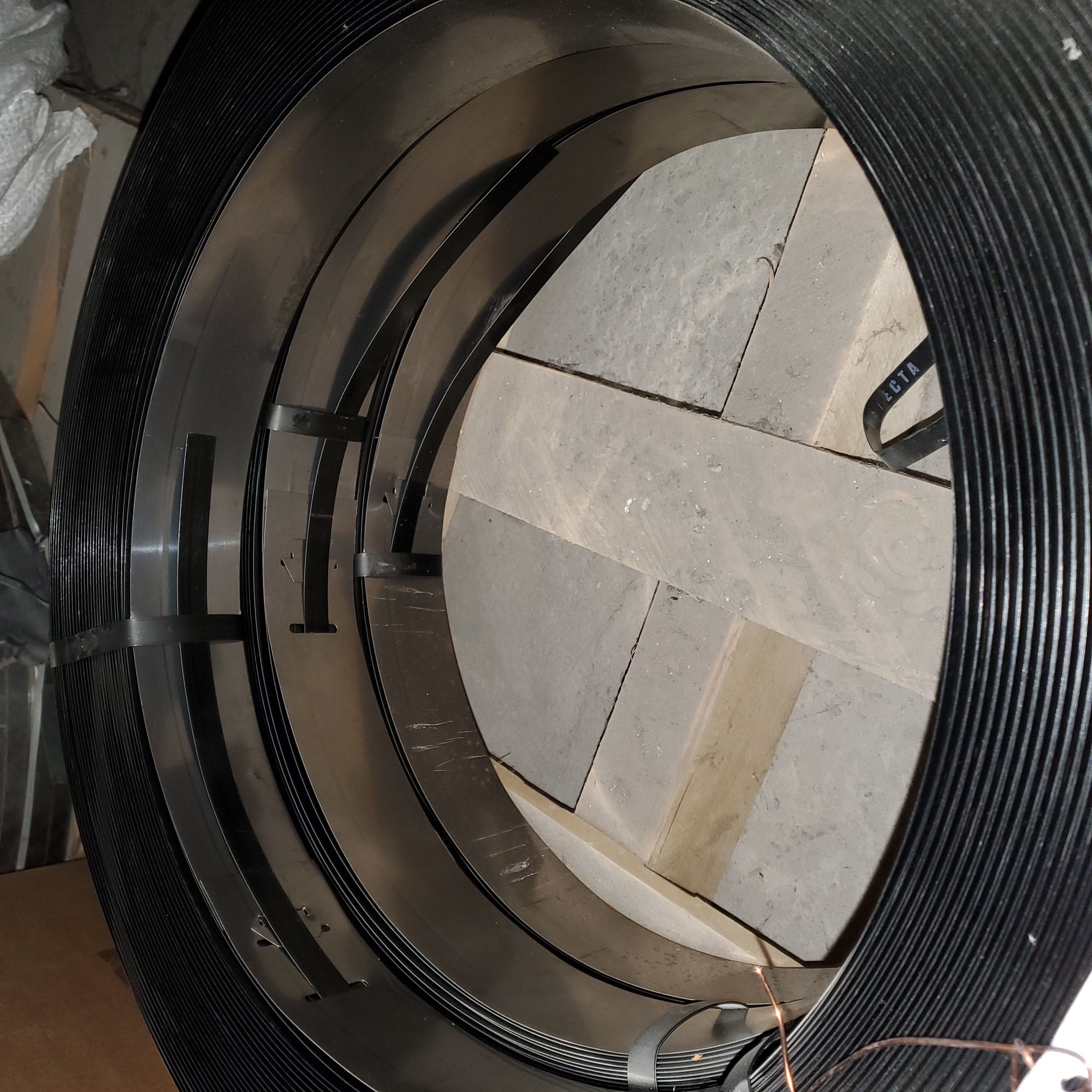 Лента стальная нагартованная 16х0,5 складские остатки